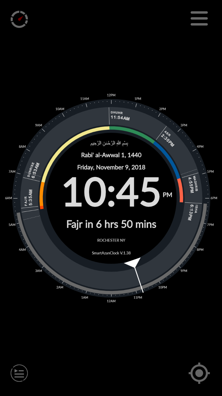 Smart Azan Clock PWA - Progressive Web Apps on Appscope